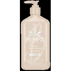 "HEMPZ Koa & Sweet Almond Smoothing Herbal Body Moisturizer Молочко для тела ""Коа и сладкий миндаль"""