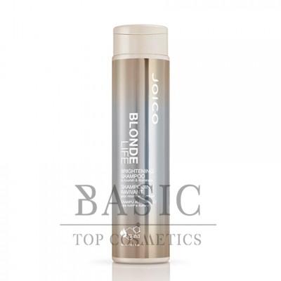 Шампунь для сохранения чистоты и сияния блонда Безупречный блонд / Blond Life 300 мл