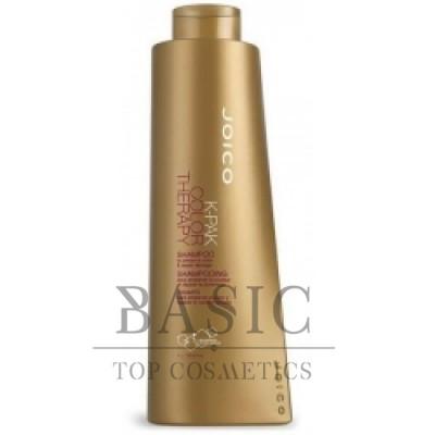 Шампунь восстанавливающий для окрашенных волос / K-PAK COLOR THERAPY 1000 мл