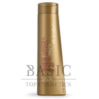 Шампунь восстанавливающий для окрашенных волос / K-PAK COLOR THERAPY 300 мл