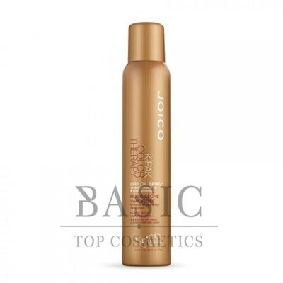 Масло сухое для тонких волос / K-PAK COLOR THERAPY DRY OIL SPRAY 212 мл