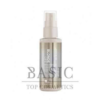 Спрей-вуаль мультизащита для сохранения чистоты и сияния блонда Бриллиантовый блонд / BLOND LIFE 50 мл