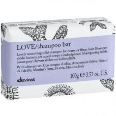 Davines Essential Haircare  Love Твердый шампунь
