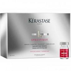 KERASTASE, Интенсивный курс от выпадения волос, 42*6 мл.