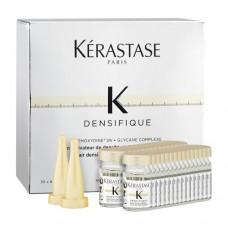 KERASTASE, Ампулы активатор густоты и плотности волос для женщин, 30*6 мл.