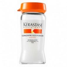 KERASTASE, Концентрат для глубокого питания сухих и чувствительных волос, 10*12 мл.