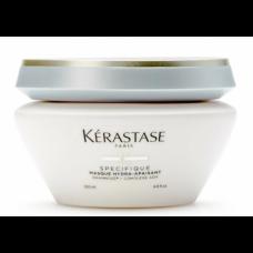 KERASTASE, Маска успокаивающая и увлажняющая кожу головы, 200 мл.