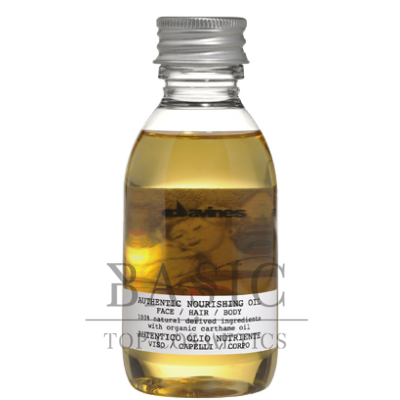 Davines Authentic Nourishing Oil Face/Hair/Body