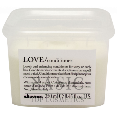 Davines Essential Haircare LOVE Curl Enhancing Conditioner