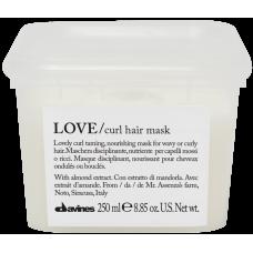 Davines Essential Haircare LOVE Curl Hair Mask