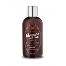 Morgans Бессульфатный шампунь для волос и тела