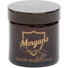 Morgans Премиальный крем для бороды и усов
