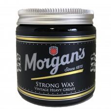 Воск для укладки волос Morgans Strong Wax