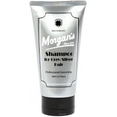 Morgan's Шампунь для осветленных и седых волос, 150 мл