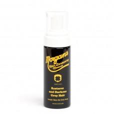 Мусс для укладки и восстановления цвета седых волос Morgans
