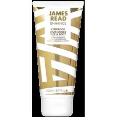 James Read Enhance Superfood Moisturiser Face & Body