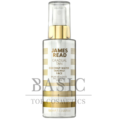 James Read Gradual Tan Coconut Water Tan Mist Face