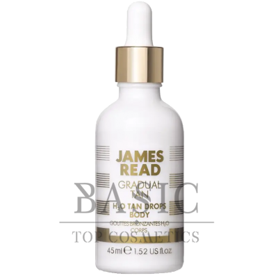 James Read Gradual Tan H2O Tan Drops Body