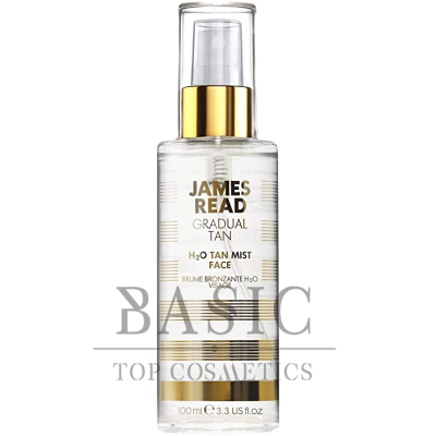 James Read Gradual Tan H2O Tan Mist Face