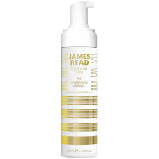 James Read Gradual Tan H2O Hydrating Mousse