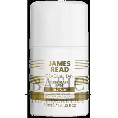 James Read Gradual Tan Sleep Mask Face With Retinol