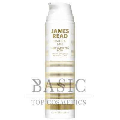 James Read Gradual Tan Sleep Mask Tan Body