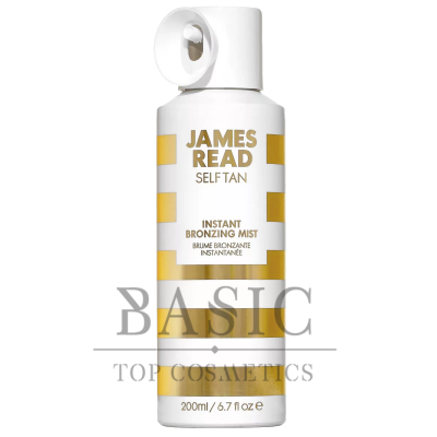 James Read Self Tan Instant Bronzing Mist Face & Body