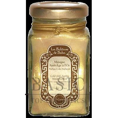 La Sultane De Saba 23 Carats Gold Anti-Ageing Scented Mask