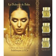 La Sultane De Saba 23 Carats Gold Kit