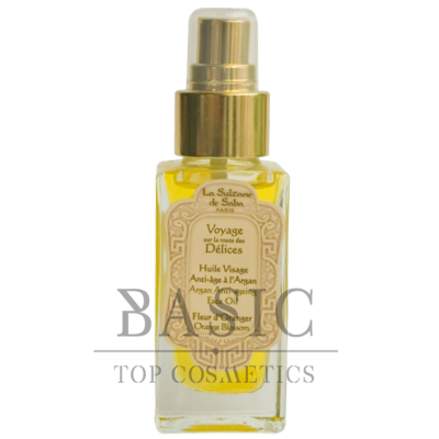 La Sultane De Saba Argan Anti-Ageing Face Oil Orange Blossom