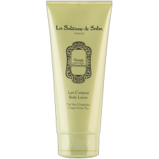 La Sultane De Saba Body Lotion Ginger Green Tea
