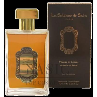 La Sultane De Saba Eau De Parfum Amber Musk Sandalwood
