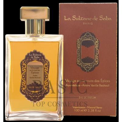 La Sultane De Saba Eau De Parfum Ayurvedique
