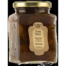 La Sultane De Saba Eucalyptus Black Soap