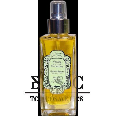 La Sultane De Saba Oil Ginger Green Tea