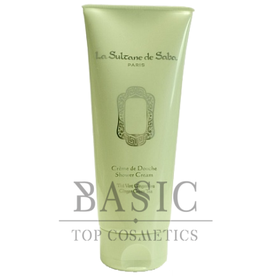 La Sultane De Saba Shower Cream Green Tea Ginger