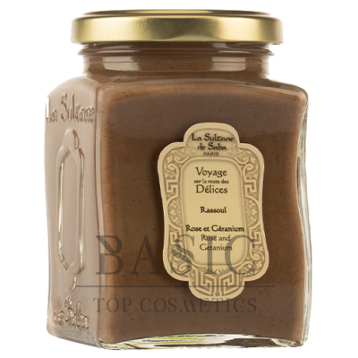 La Sultane De Saba Washing Paste With Rassoul