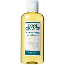 Lebel Cool Orange SC Hair Soap