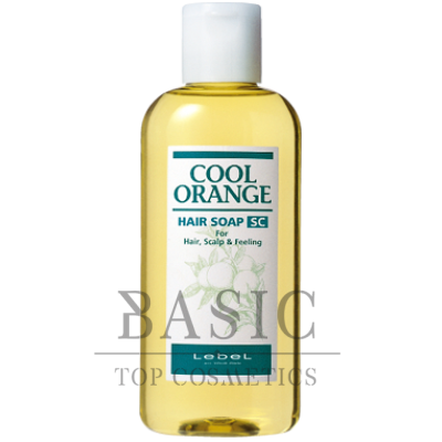 Lebel Cool Orange SC Hair Soap