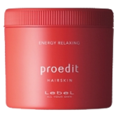 Lebel Hair Skin Relaxing Proedit Hairskin Energy Relaxing