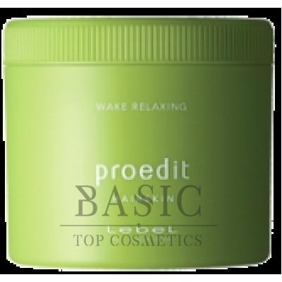 Lebel Hair Skin Relaxing Proedit Hairskin Wake Relaxing