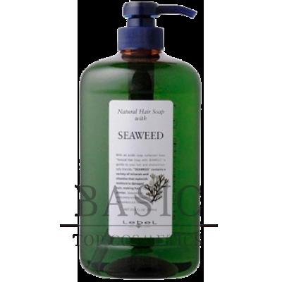 Lebel Hair Soap With Seaweed (морские водоросли)