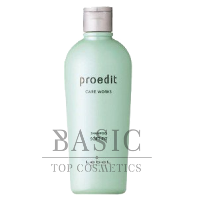 Lebel Proedit Soft Fit Shampoo