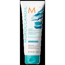 Moroccanoil Color Depositing Mask Aquamarine