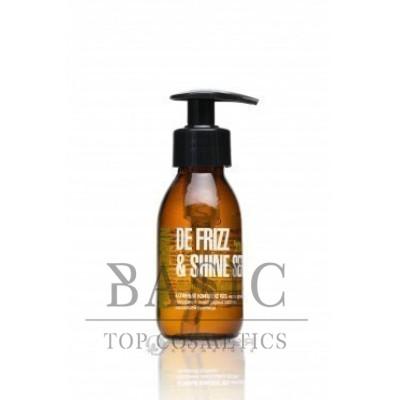 Сыворотка для защиты и блеска / DE FRIZZ & SHINE SERUM 100 мл